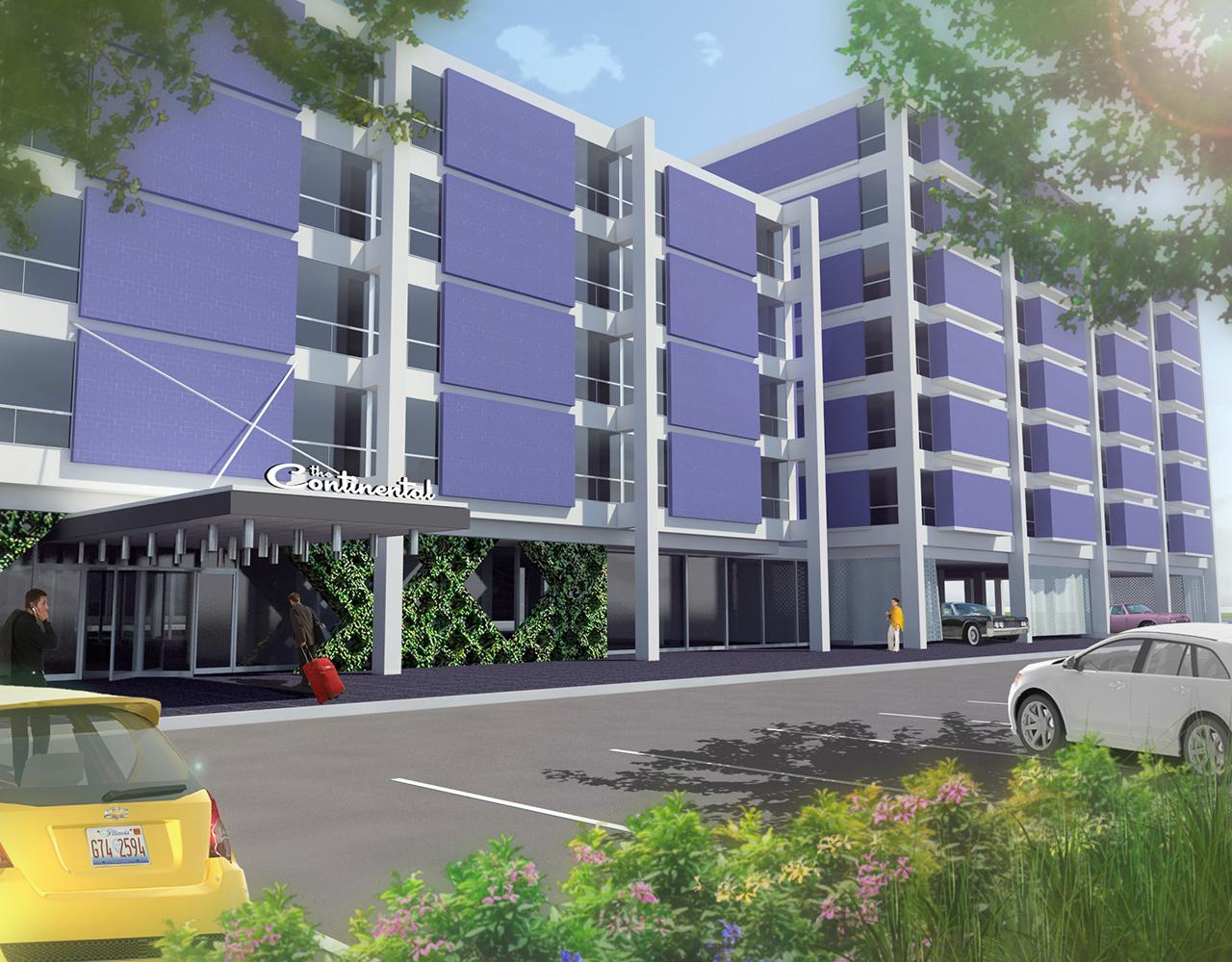 projects the purple hotel - Purple Hotel 2016