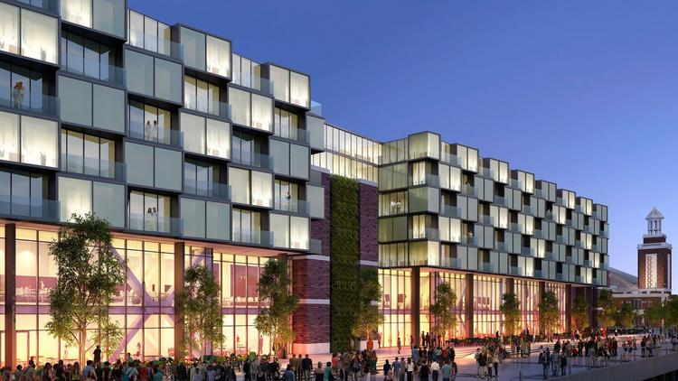 City Says Private Developer Will Build Hotel on Navy Pier