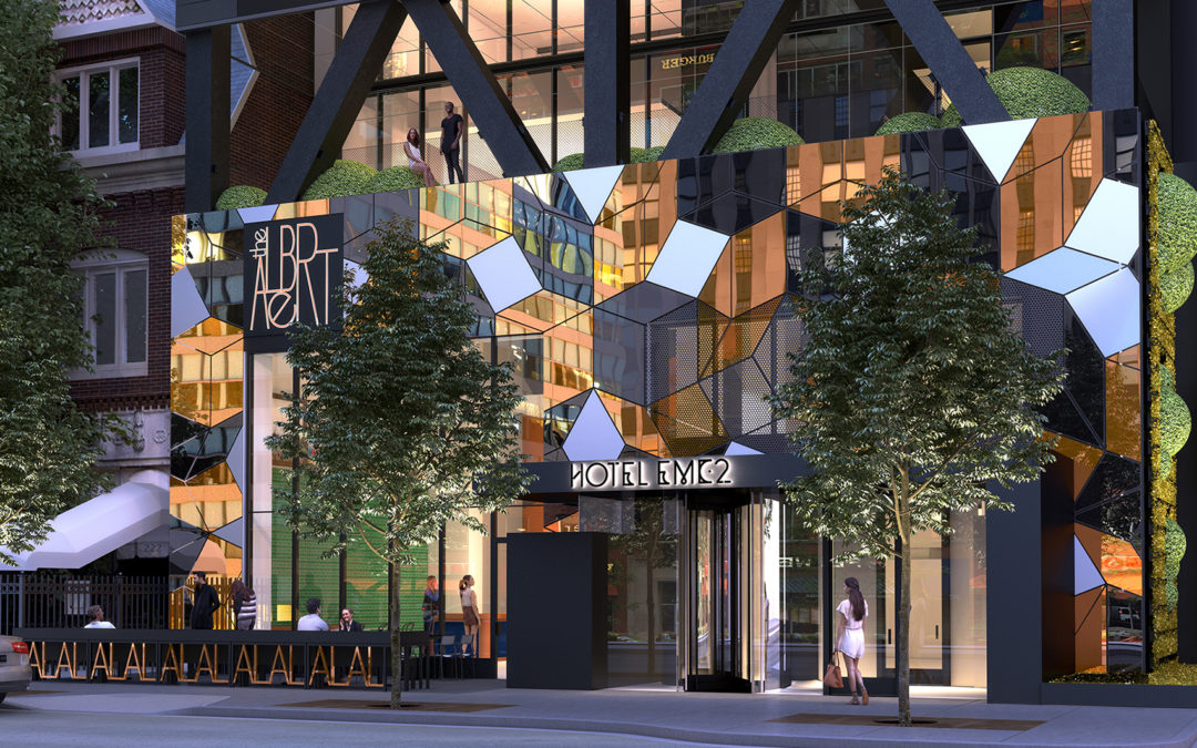 Quick Hits: Hotel EMC2 Opens in Chicago