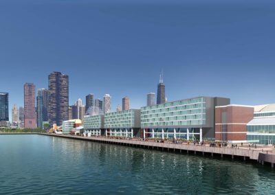 The Sable at Navy Pier, a Hilton Curio Hotel