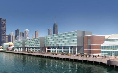 First Hospitality Group, Inc. and Navy Pier announce Navy Pier Hotel to operate under Curio Collection by Hilton Brand