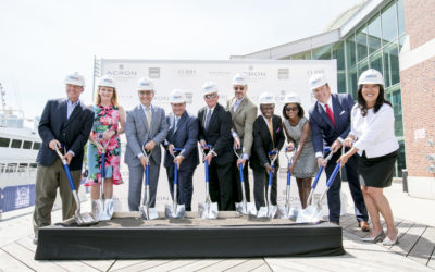 Navy Pier Groundbreaking
