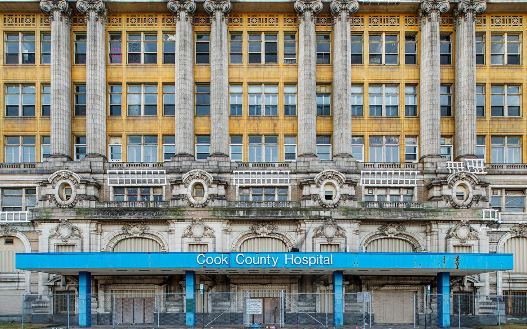 Old Cook County Hospital Transformation – WGN News