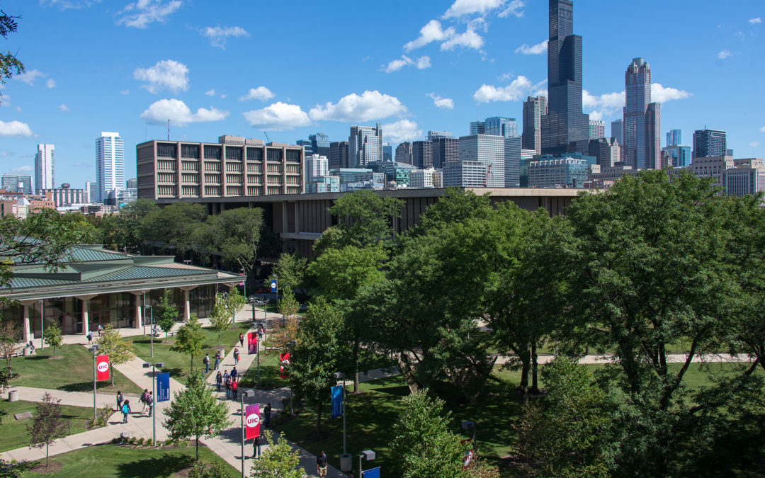 Finalist – New Performing Arts Center at UIC