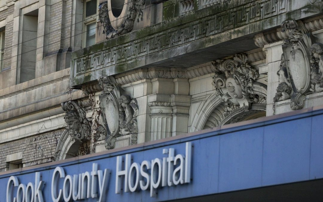 Old Cook County Hospital – HyattPlace and HyattHouse On Track to Becoming the Next City Landmark