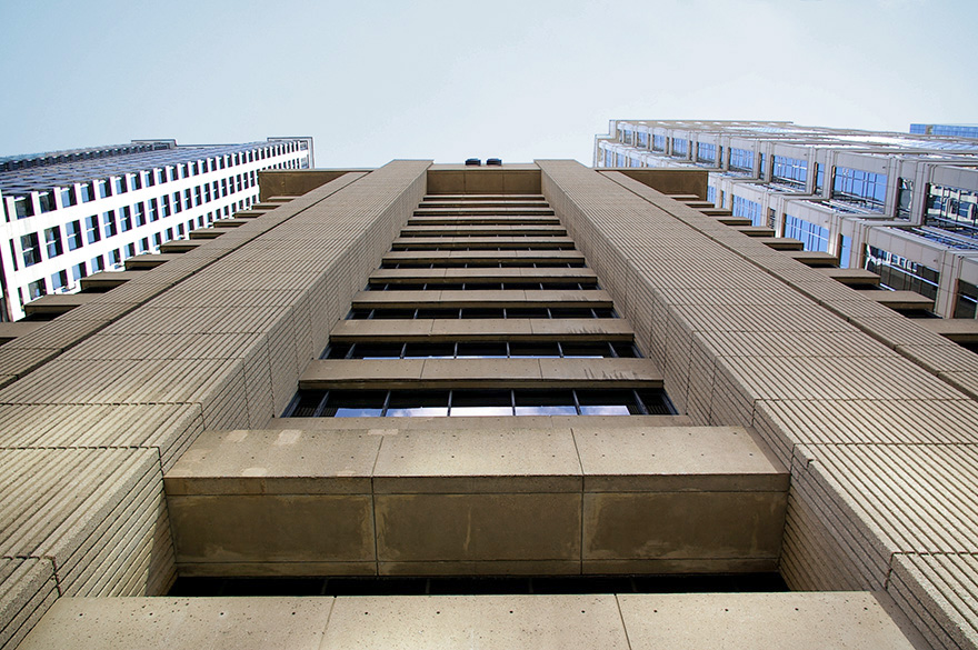 We're located in the historic Monadnock Building in downtown Chicago.