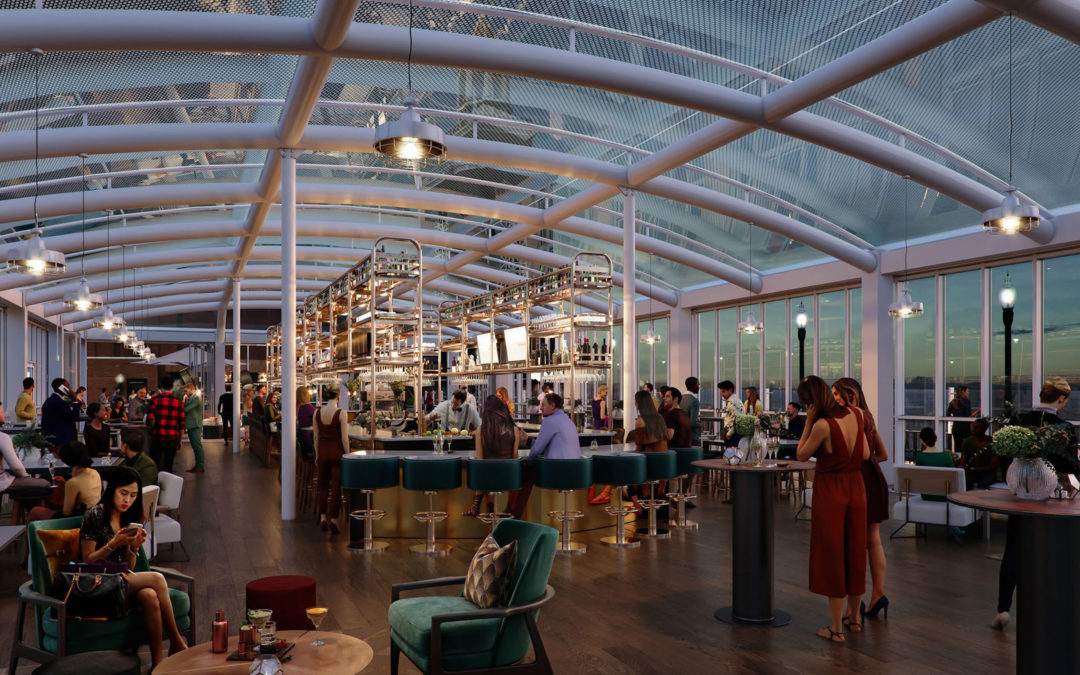 Navy Pier Rooftop Venue Opening Spring 2019