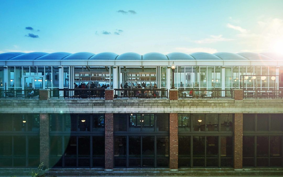 Offshore – Rooftop Bar at Navy Pier is a 2019 ALA Merit Winner