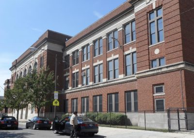 Pope School Adaptive Reuse