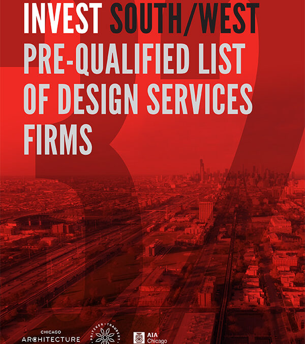 KOO selected for INVEST South/West Pre-Qualified List of Design Services Firms