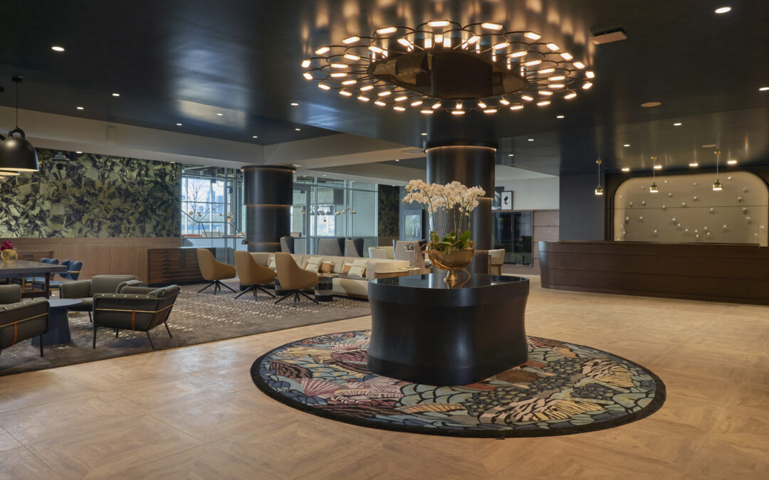 Design Conversations: Jackie Koo Takes Us Behind the Scenes at Navy Pier's First Hotel