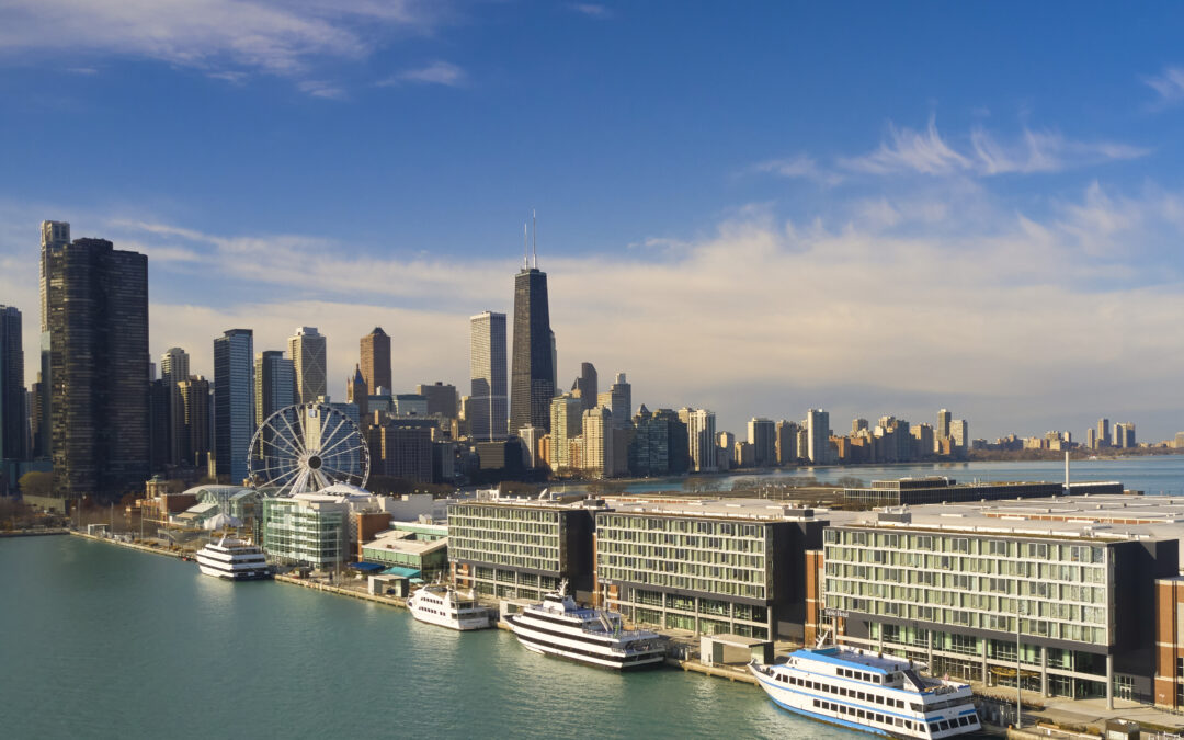 Curio Collection's 100th property opens on Chicago's Navy Pier